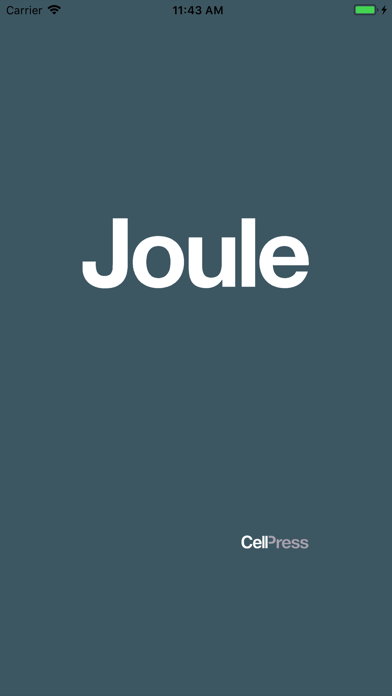 Joule Reader screenshot 1