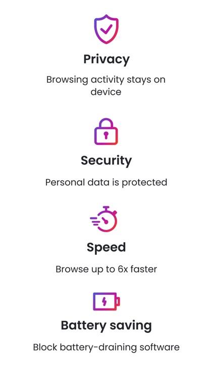 Brave Private Web Browser VPN screenshot-4