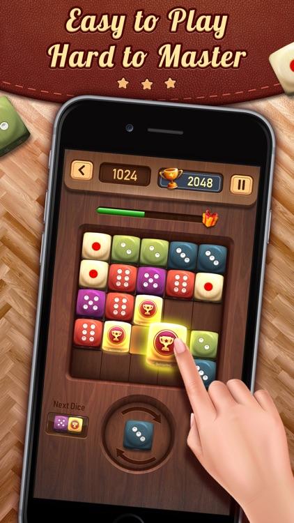 Merge Dice - Puzzle Game 5x5
