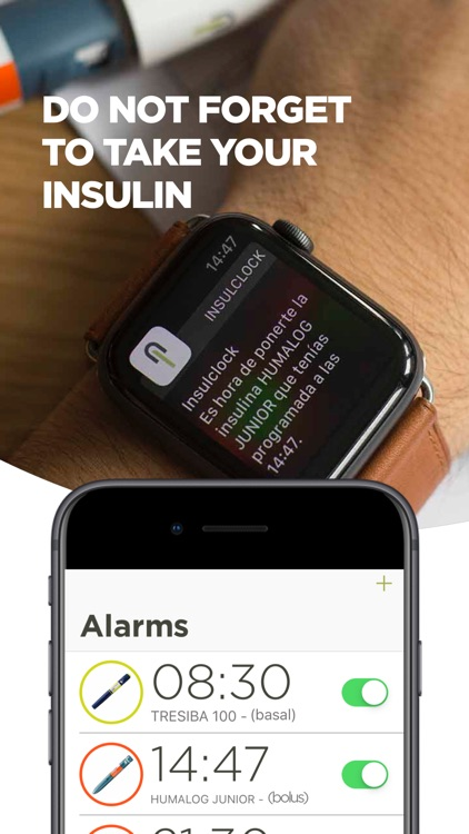 Insulclock Diabetes screenshot-4