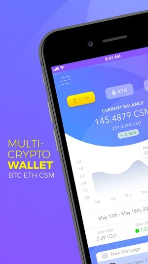 Consentium Chat Crypto Cur 4