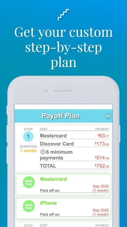 Debt Payoff Planner & Tracker screenshot-6