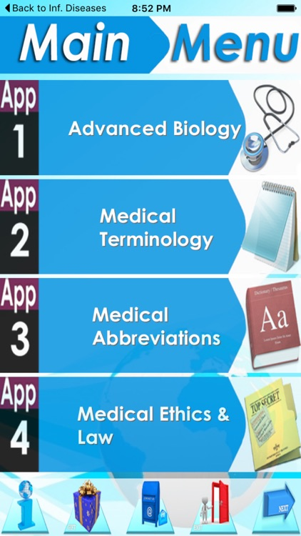Advanced Biology +2000 Quizzes