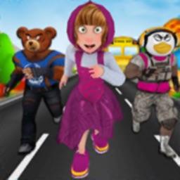 Subway Princess Run - Dash