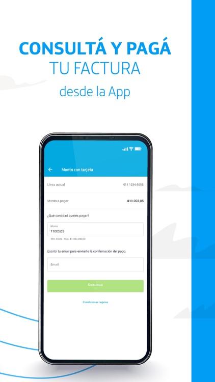 Mi Movistar Argentina screenshot-5