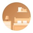 天天短租-民宿酒店公寓,天天等你预订 icon