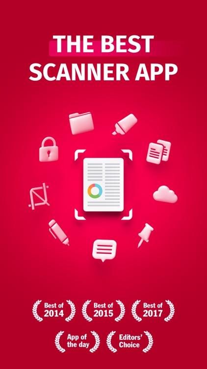 SwiftScan - Document Scanner screenshot-0