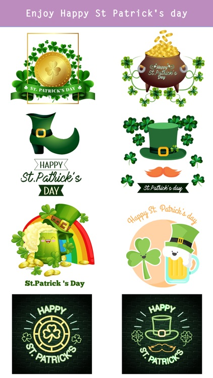All about Happy Patrick's Day screenshot-3