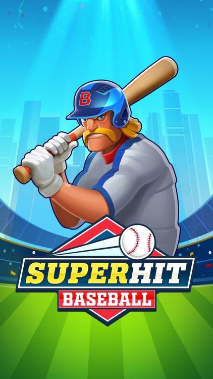 Super Hit Baseball screenshot-8