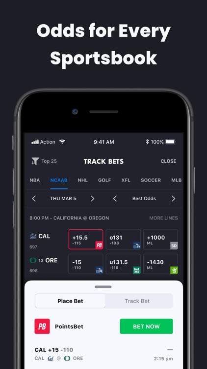 Action Network Sports Betting screenshot-5