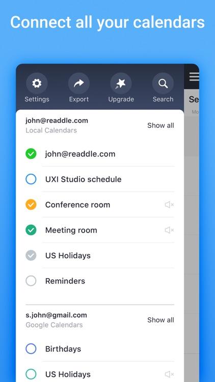 Calendars: Planner & Reminders screenshot-9