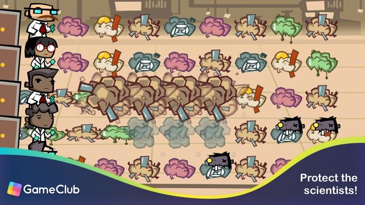 Zombie Match Defense screenshot-4