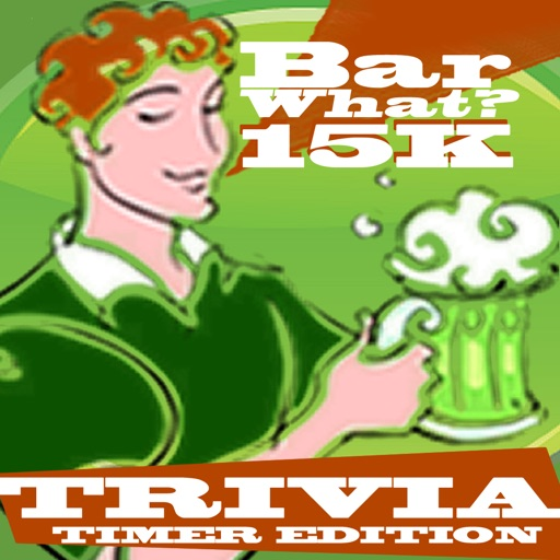 BarWhat? 15000+ Trivia Game icon