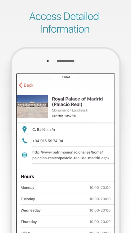 Madrid Travel Guide and Map