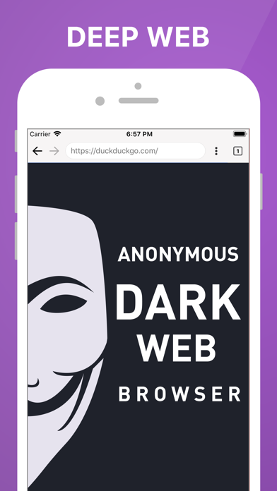 TOR Browser - OrNET Onion Web Screenshot