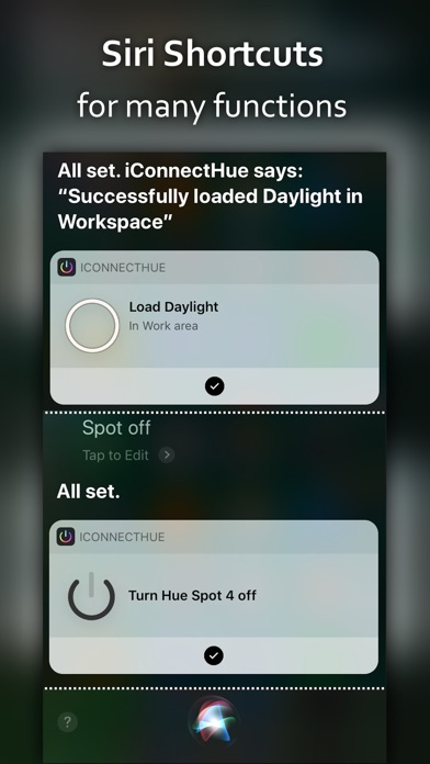 iConnectHue for Philips Hue app image