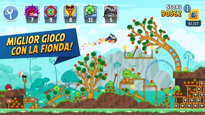 Screenshot of Angry Birds Friends1