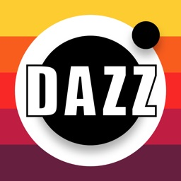 DAZZ CAM - Glitch Effect VHS
