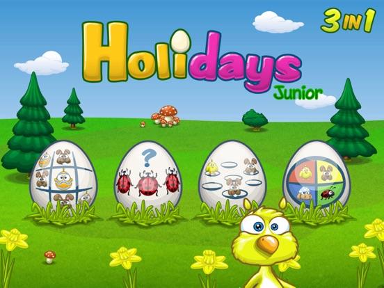 Holidays Junior 3 in 1のおすすめ画像1