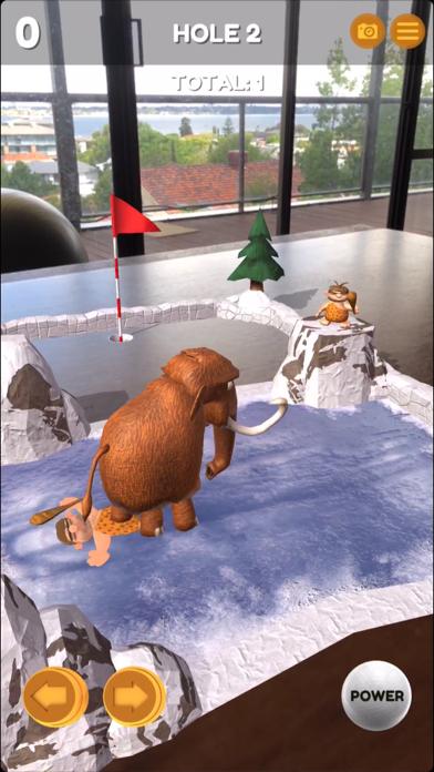 Mammoth Mini Golf AR screenshot four