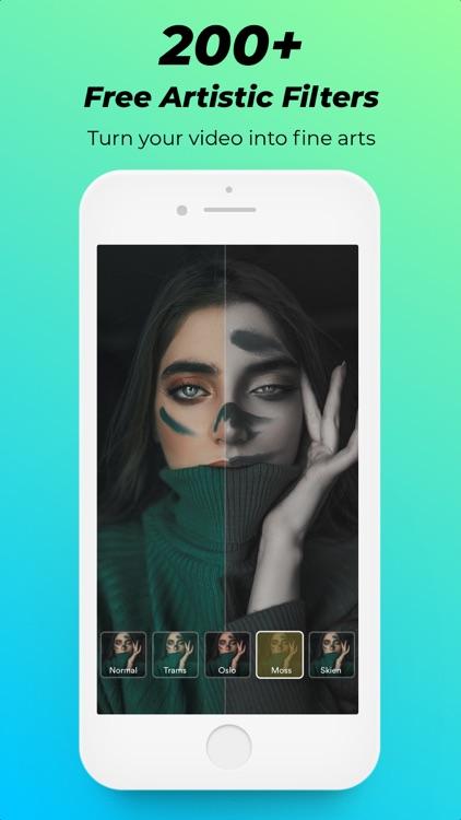 Viddup Video Maker & Template screenshot-3