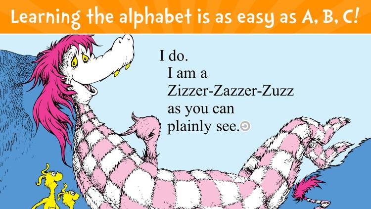 Dr. Seuss's ABC - Read & Learn screenshot-4