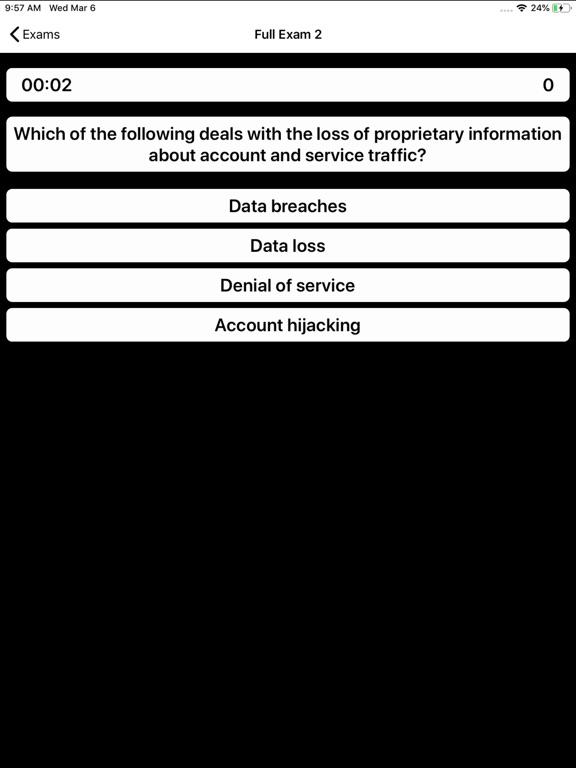 DSST Cybersecurity Buddy screenshot 9