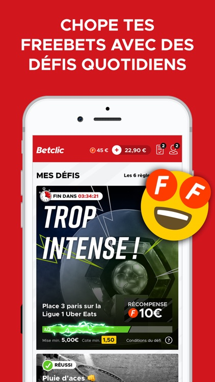 Betclic Paris Sportifs screenshot-3