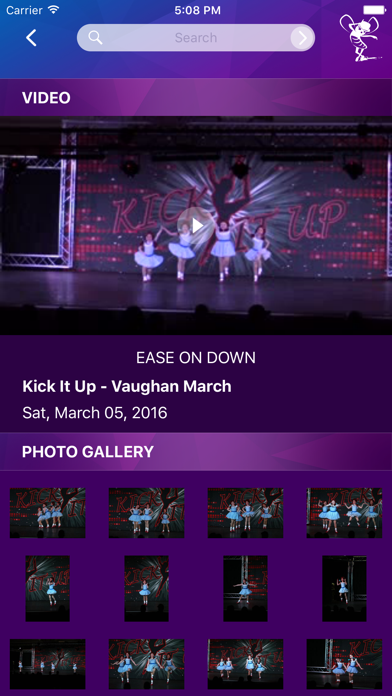 messages.download DanceBUG software