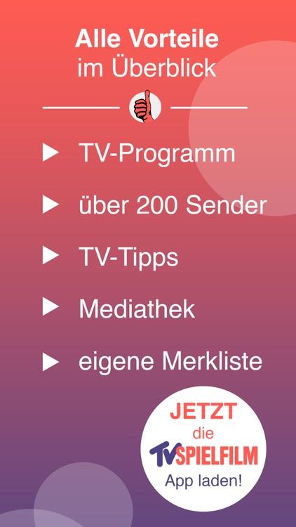 TV SPIELFILM - TV Programm screenshot-7
