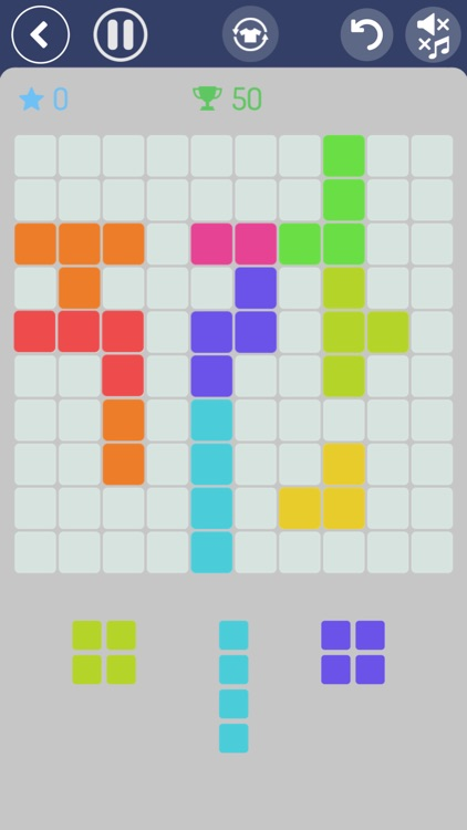 1010 block puzzle game screenshot-1