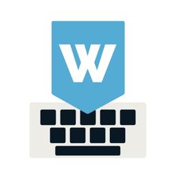 Ícone do app WordBoard - Phrase Keyboard