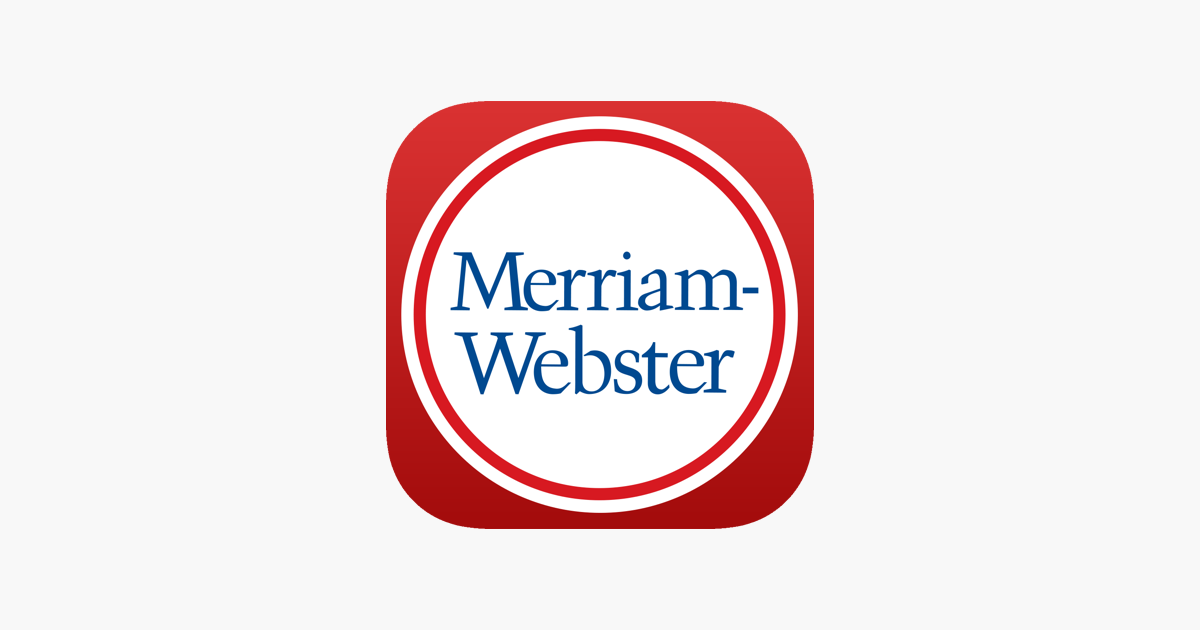 Merriam-Webster Dictionary on the App Store fe27c0424