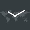 map:clock - 世界時計