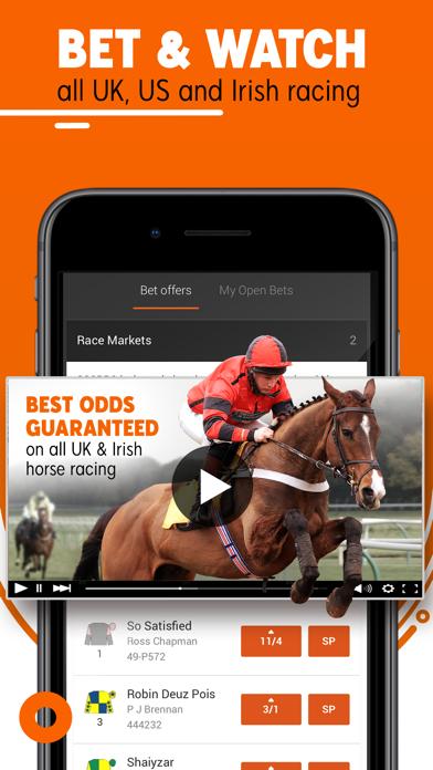 888 Sport: Live Sports Betting screenshot three