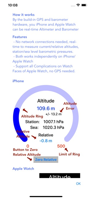 AltiBaroMeter on the App Store