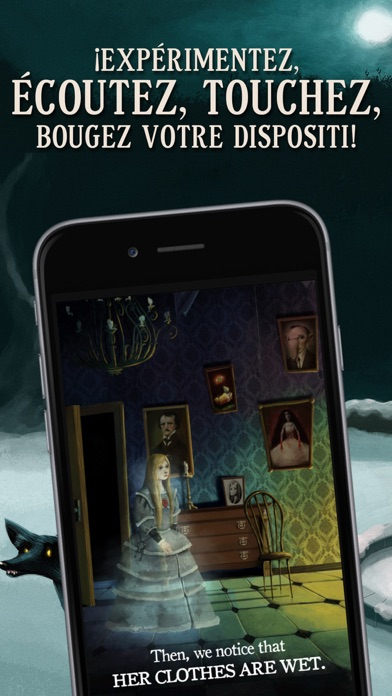 Screenshot #2 pour iDickens: Ghost Stories