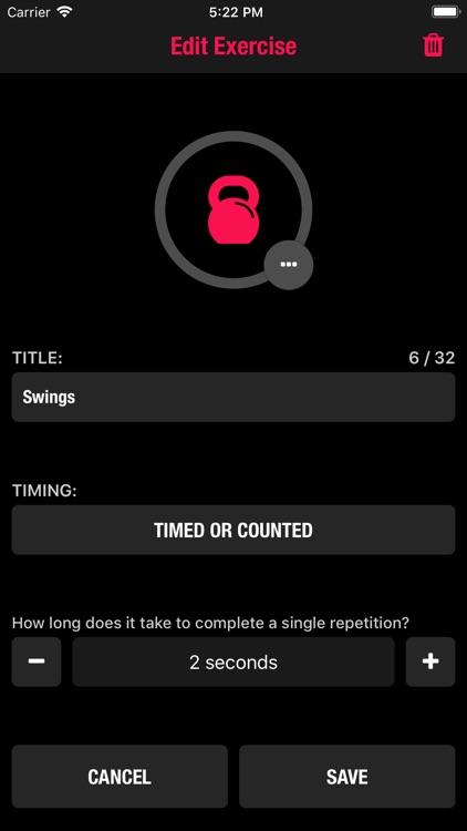 Streaks Workout screenshot-4