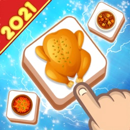 Food Master: Tile Connect Game
