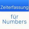 Zeiterfassung 2019 für Numbers
