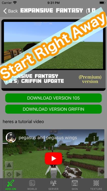 Addons for Minecraft PE & MCPE screenshot-5