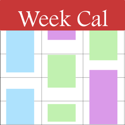 Ícone do app Week Calendar Pro