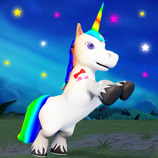 Baby Unicorn Games :Pony Slime