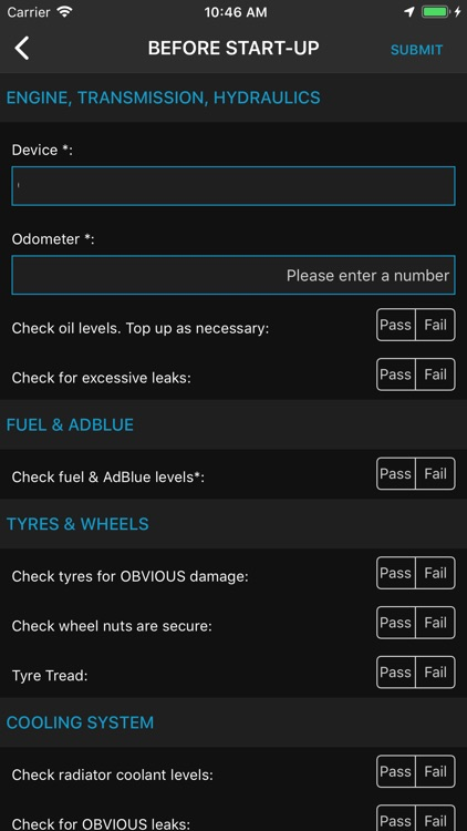 TrackIt NZ screenshot-4
