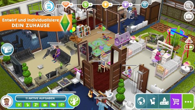 Die Sims™  FreePlay screenshot-6