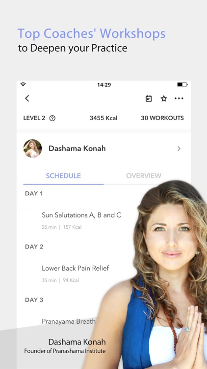 Daily Yoga - Workout & Fitness screenshot-4