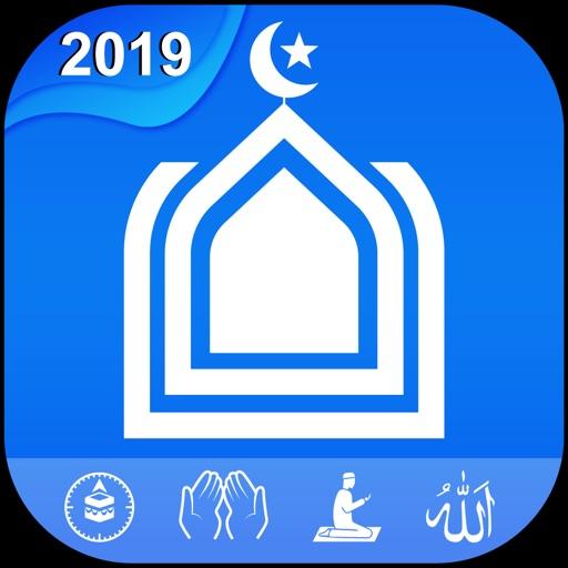 Muslim Prayer Times,Find Qibla