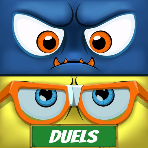 Math Duel: 2 Player Kids Games