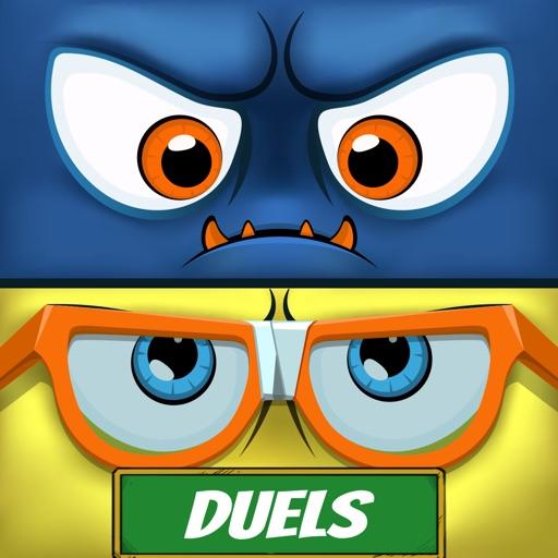 Maths Duel: Age 5-11 Fun Games