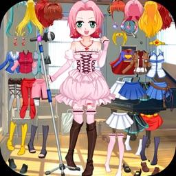Dress Up Games, Cosplay Girls